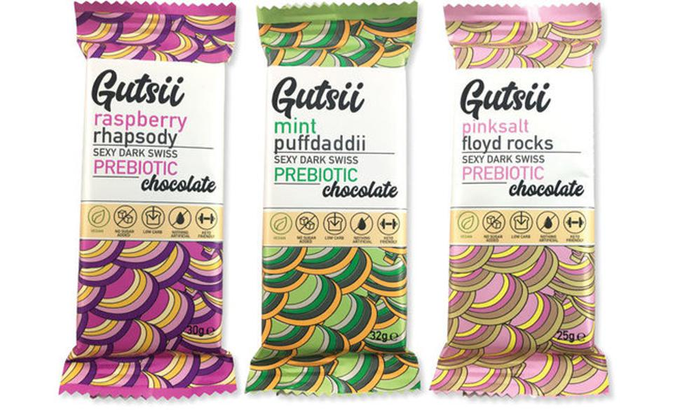 Gutsii prebiotic chocolate