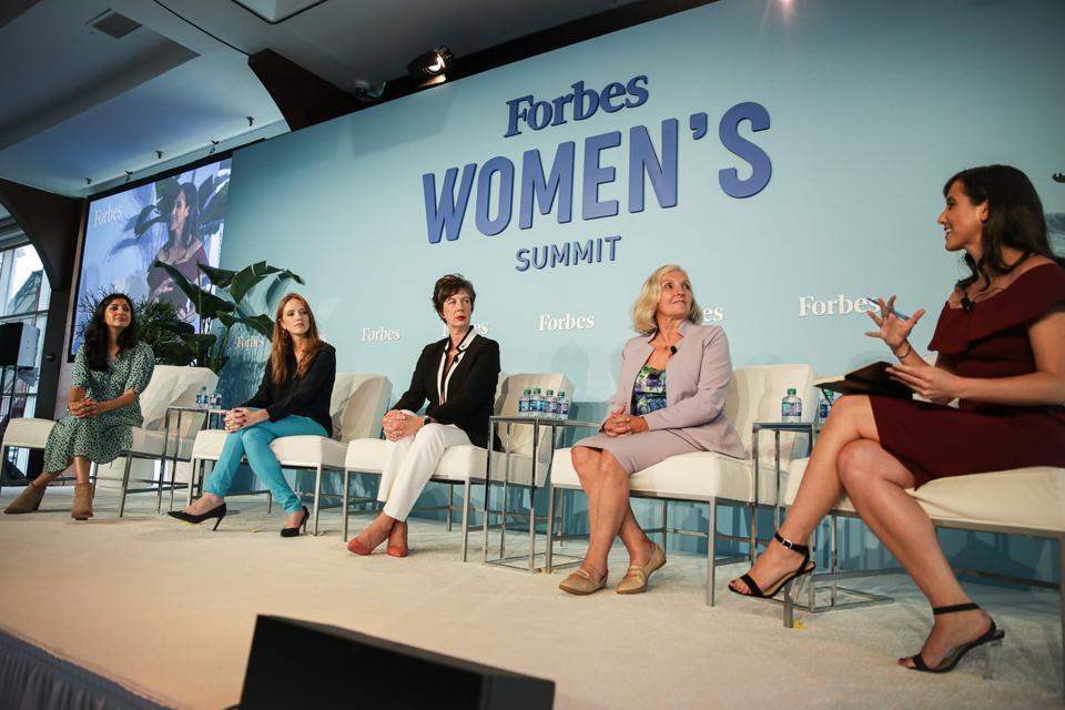 Innovation Panel, Forbes Women's Summit 2019