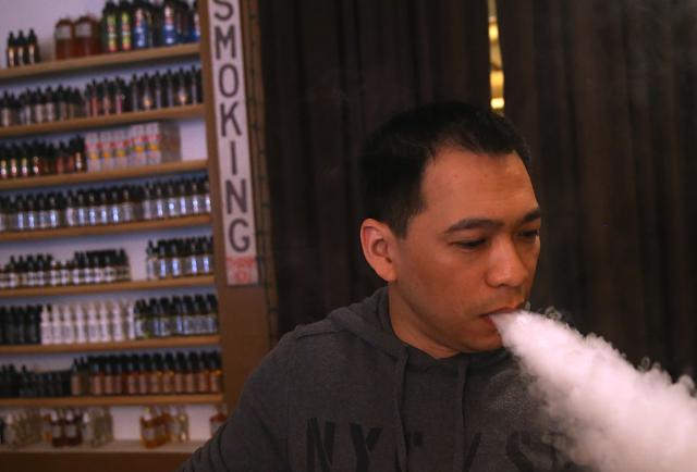 In Battle With Juul, San Francisco Becomes First City To Ban E-Cigarettes