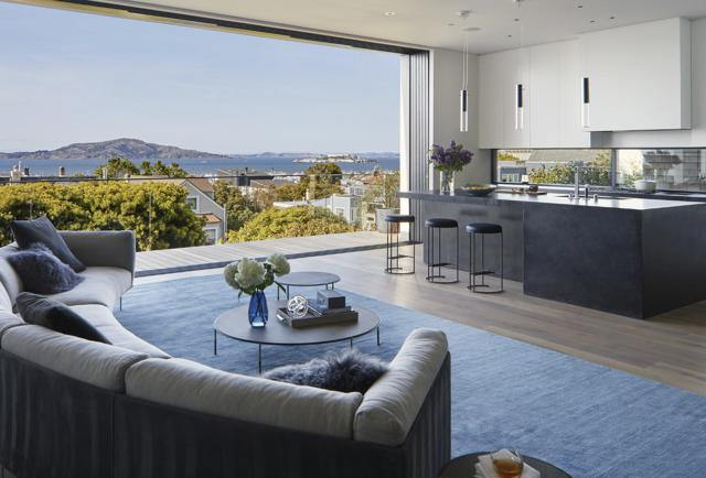 A Tesla Power Wall, Car Lift And 'Wellness Level' For San Francisco's New $34 Million Listing