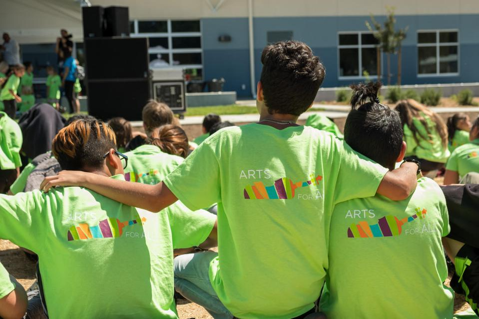 Festival Napa Valley Arts for All Camp