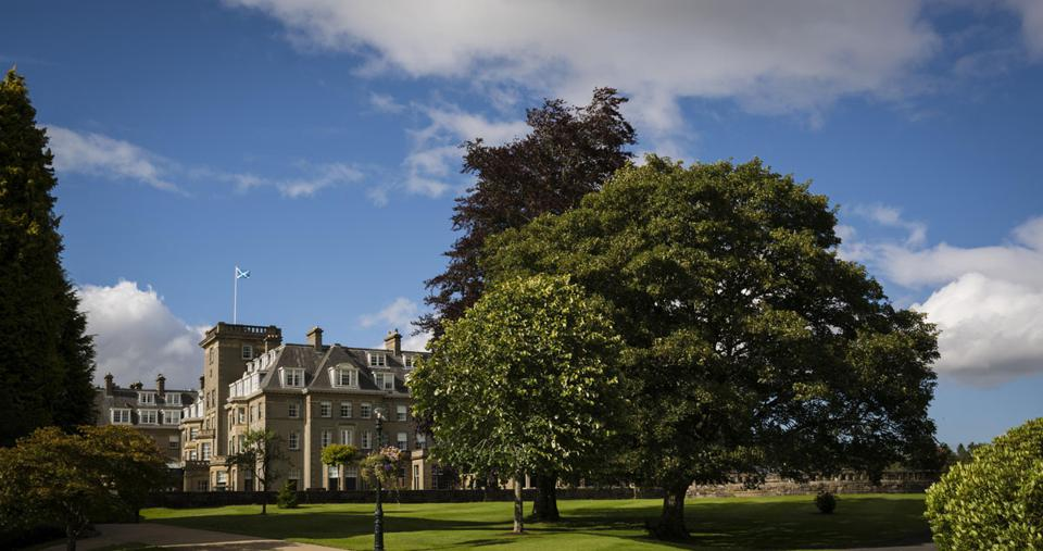 Gleneagles, a five star resort on 850 lush acres in Perthshire, Scotland offers something for everyone, regardless of their age. It is open all year as it is a four season resort.