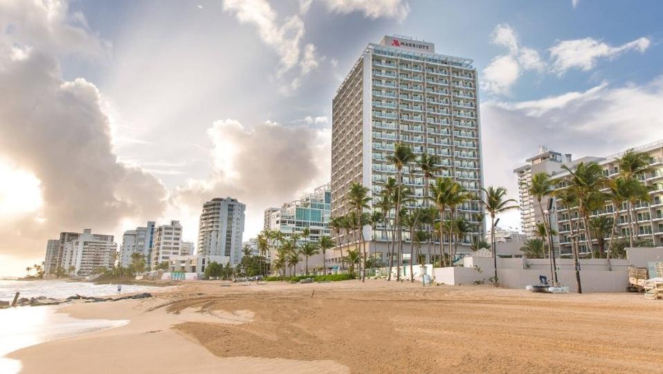San Juan Marriott Hotel and Casino