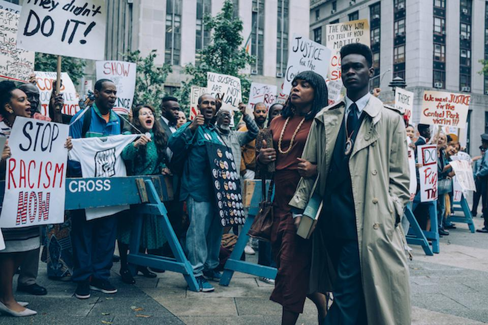 Ava DuVernay on how her project ″When They See Us″ originated from a Tweet.