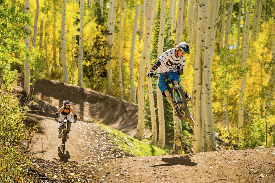 Deer Valley bike park