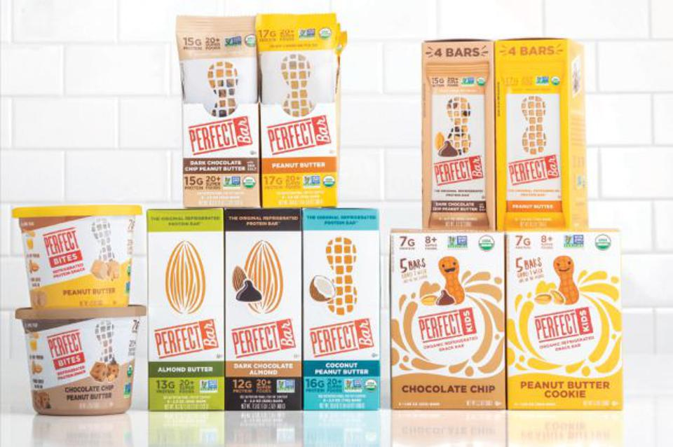 Perfect Snacks has expanded from its original Perfect Bar to Perfect Kids refrigerated snack bars and Perfect Bites refrigerated protein snacks over the years.