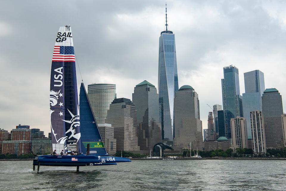 SailGP Event 3 Season 1 New York USA