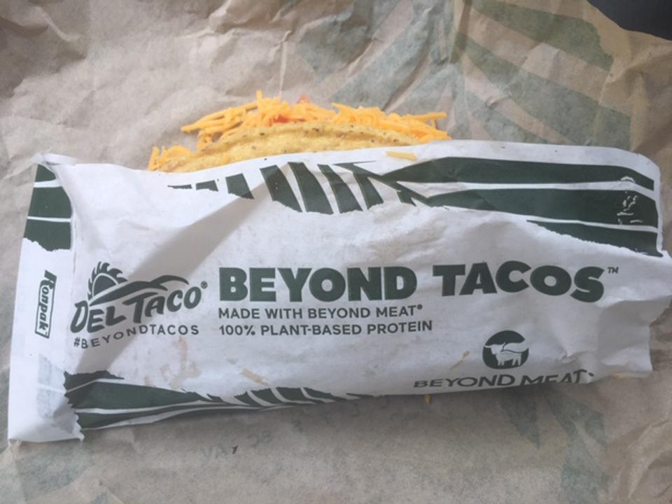 Beyond taco