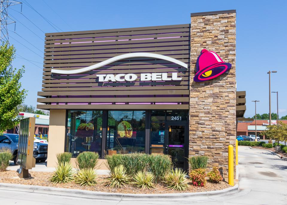 Taco Bell building