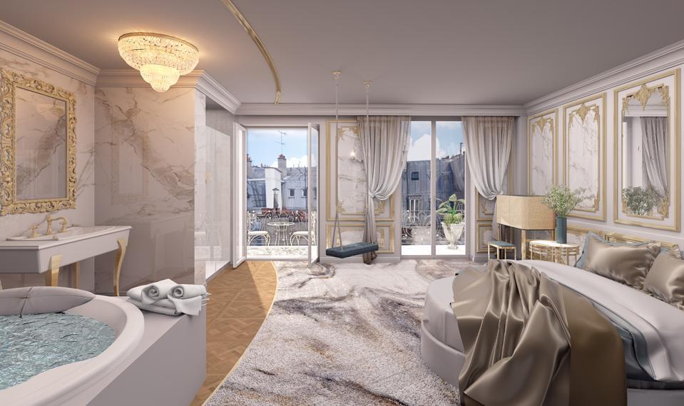 Hotel Paris J'Adore