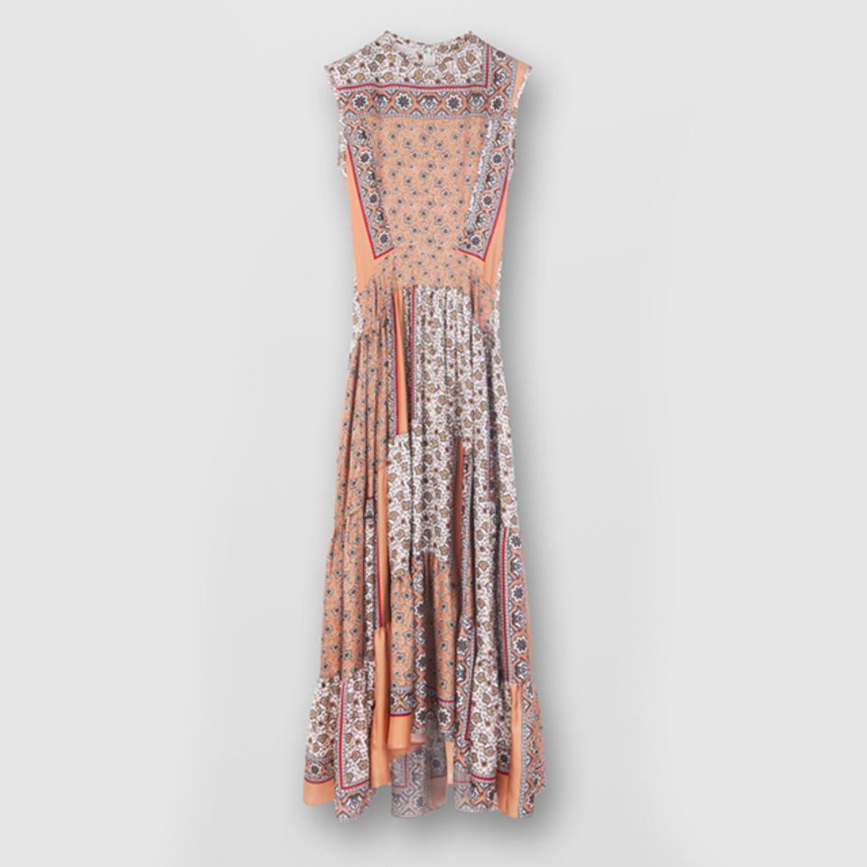 Chloé Tiered Dress