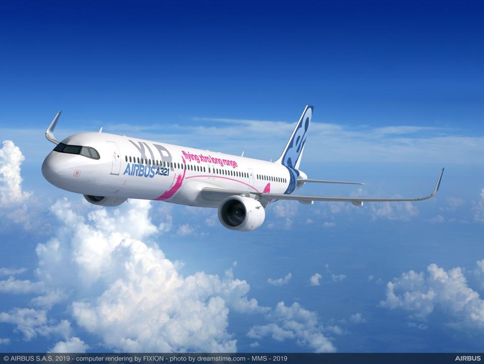 JetBlue Joins Airbus A321XLR Paris Air Show Parade With 13-Plane Order