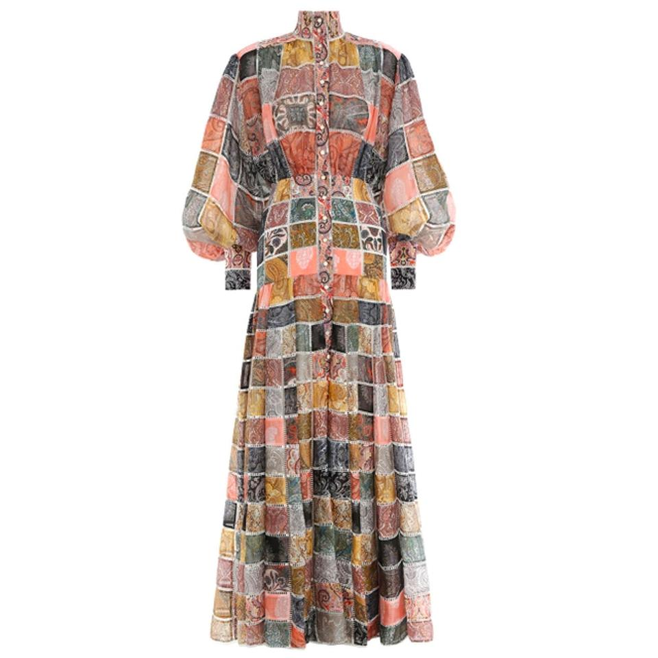 Zimmermann Ninety-Six Patch Dress