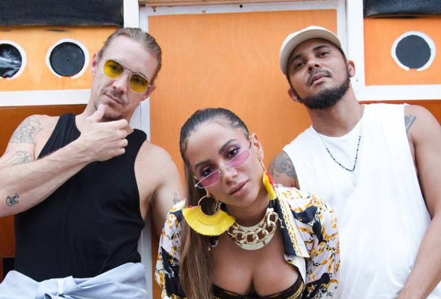 Bacardi Teams With Major Lazer & Anitta To Launch A Song Of The Summer, Brand Campaign