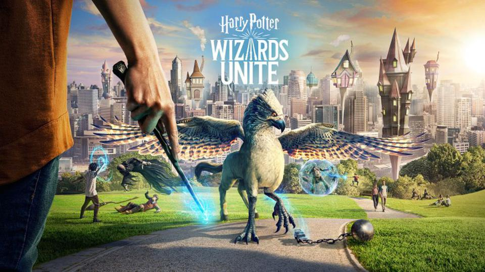 Harry Potter: Wizards Unite' Is Five Times The Game 'Pokémon