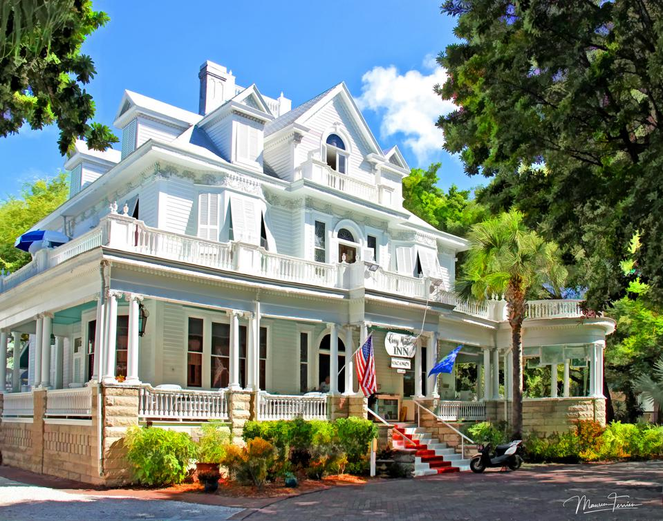 Key West hotels, Amsterdam's Curry Mansion Inn