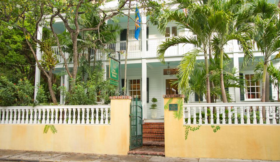 Key West hotels, The Gardens Hotel Key West