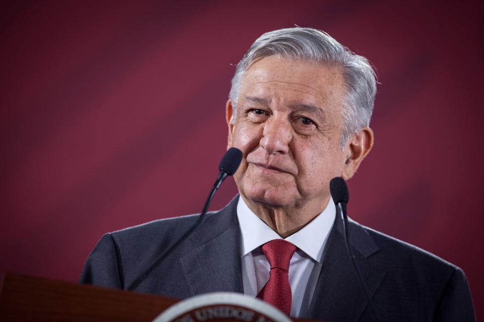 President Lopez Obrador Daily Morning Press Briefing