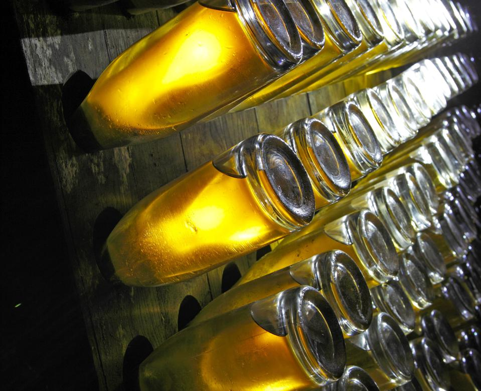 Cristal Bottles