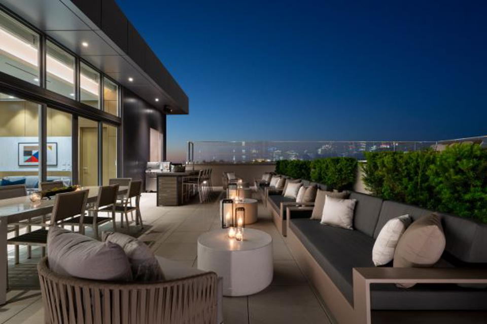 Old Town Penthouse Terrace