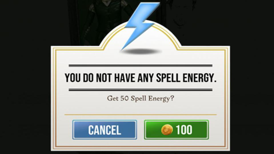 Harry Potter: Wizards Unite' Has A Serious Energy Problem