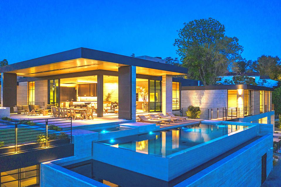 Asking $55 million in the Pacific Palisades