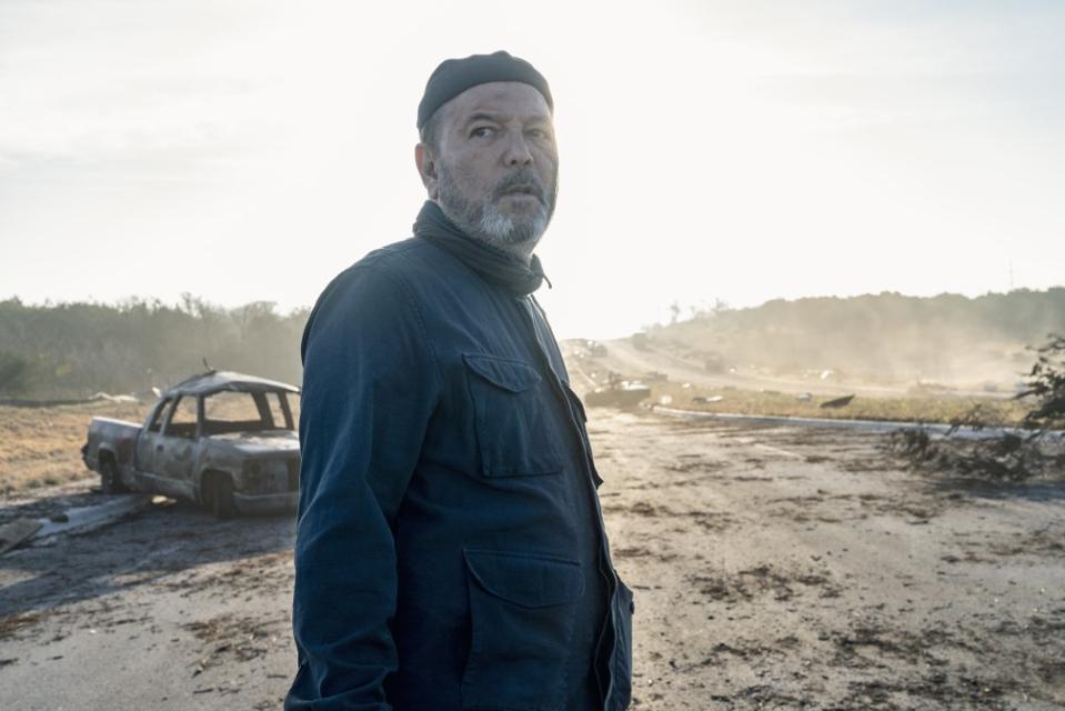 Fear The Walking Dead' Season 5, Episode 4 Review: 'Skidmark'