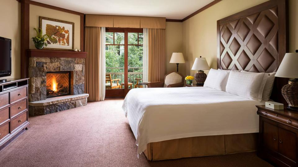 Four Seasons Resort & Residences Vail is the ultimate in luxury.