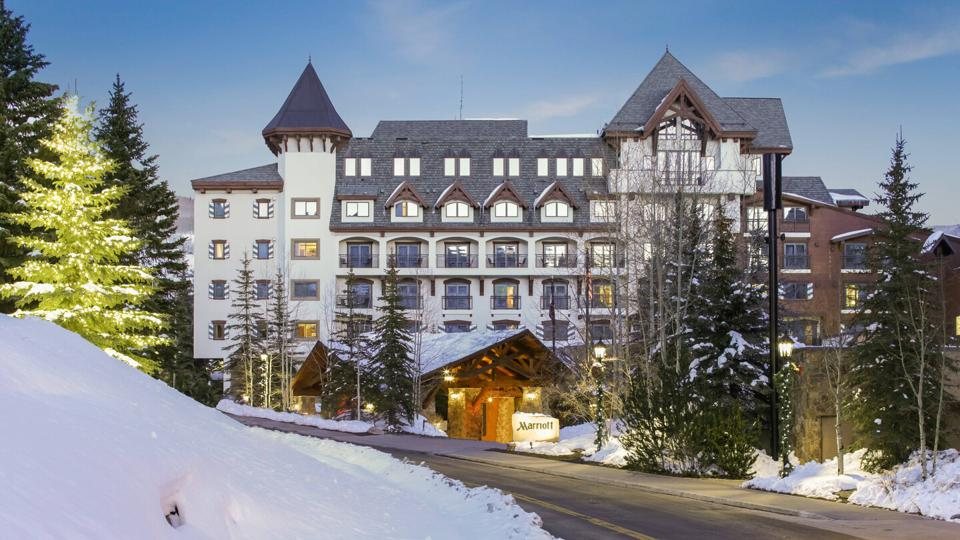 Vail Marriott Mountain Resort is a timeless classic.