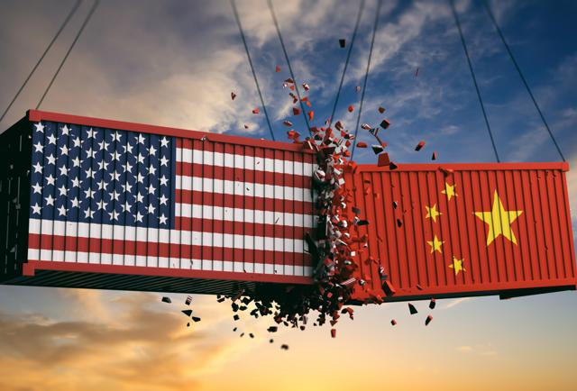 Buy The Rumor, Sell The News Of Trump's And Xi's G20 Meeting