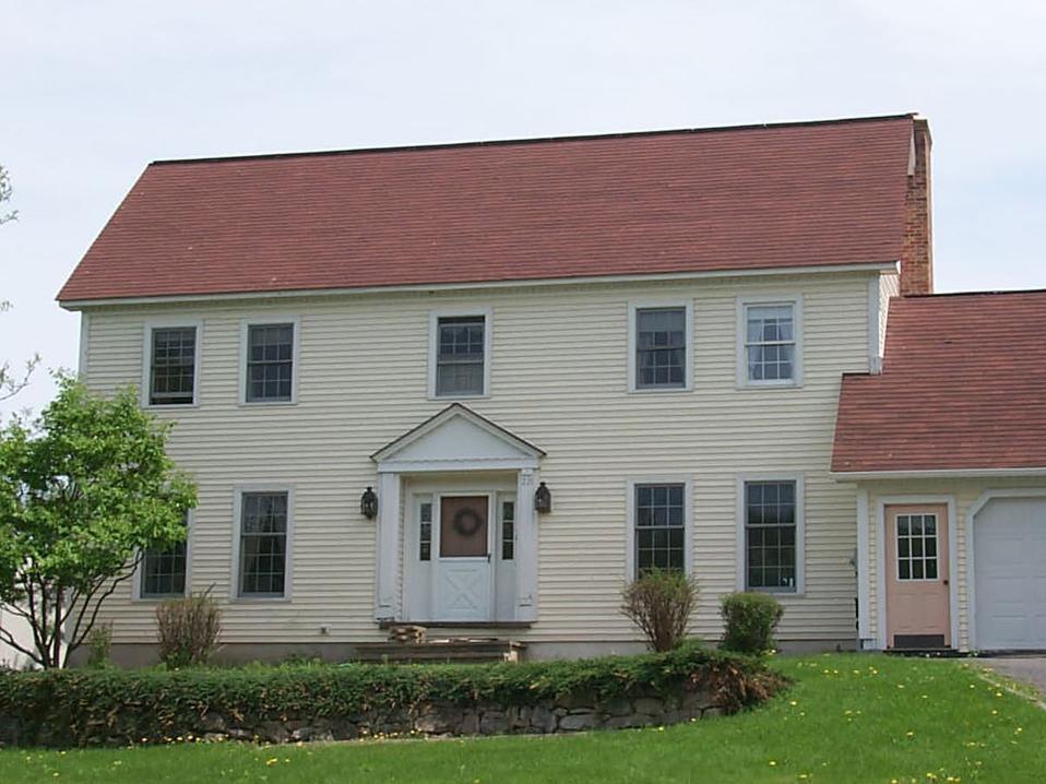 Bernie Sanders Home in Burlington, Vermont.