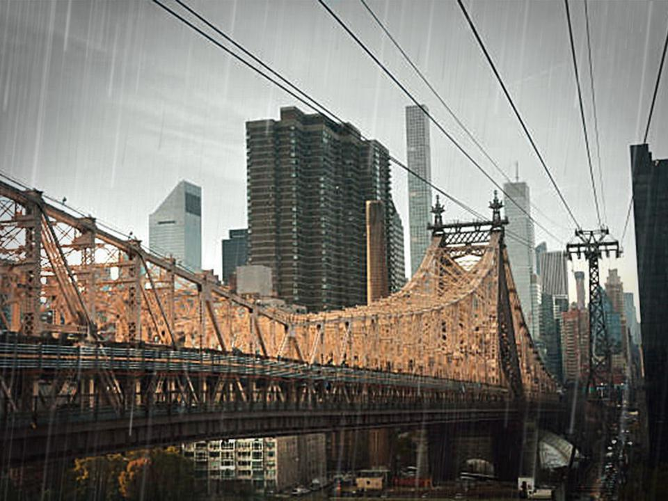 59th St Bridge, Manhattan