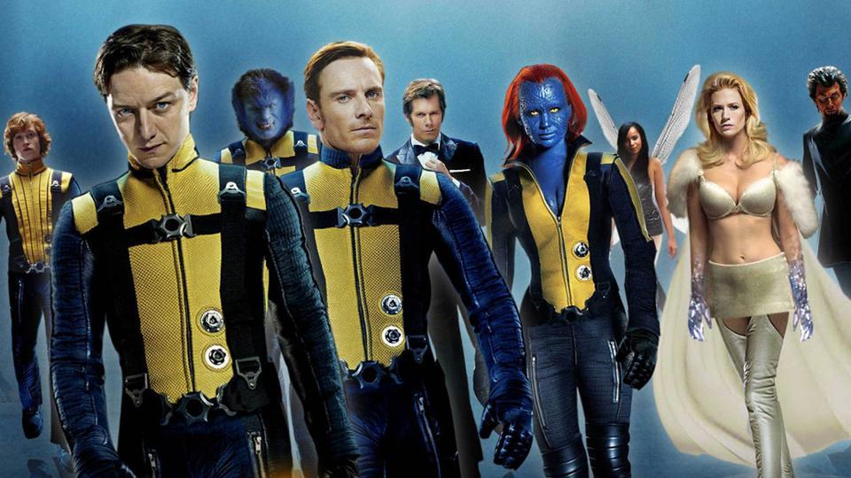 'X-Men: First Class'