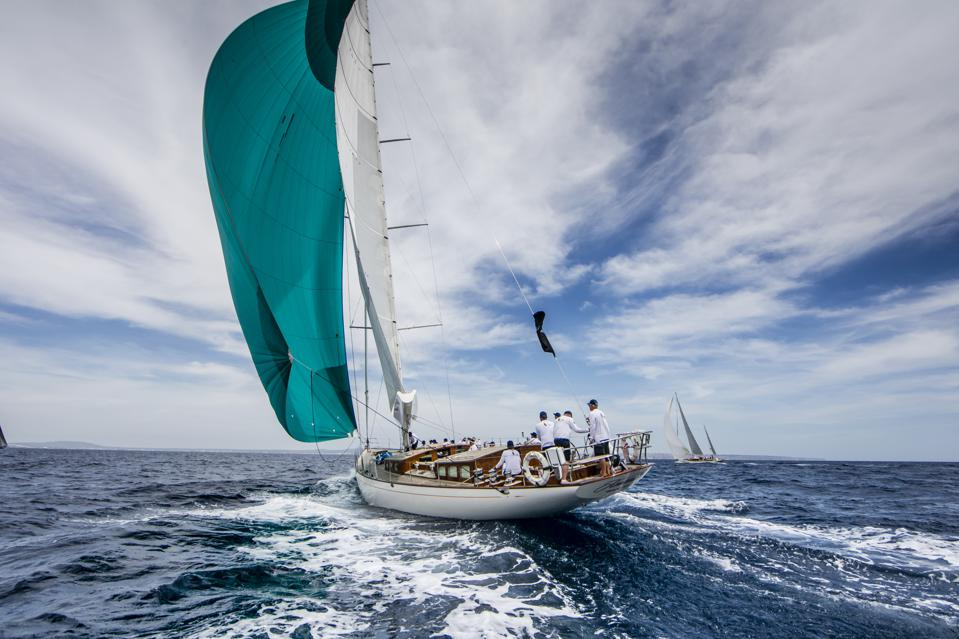 Everyone wins at the Superyacht Cup Palma 2019