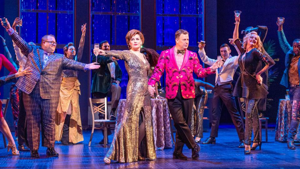 Beth Leavel and Brooks Ashmanskas were both Tony-nominated in their leading roles