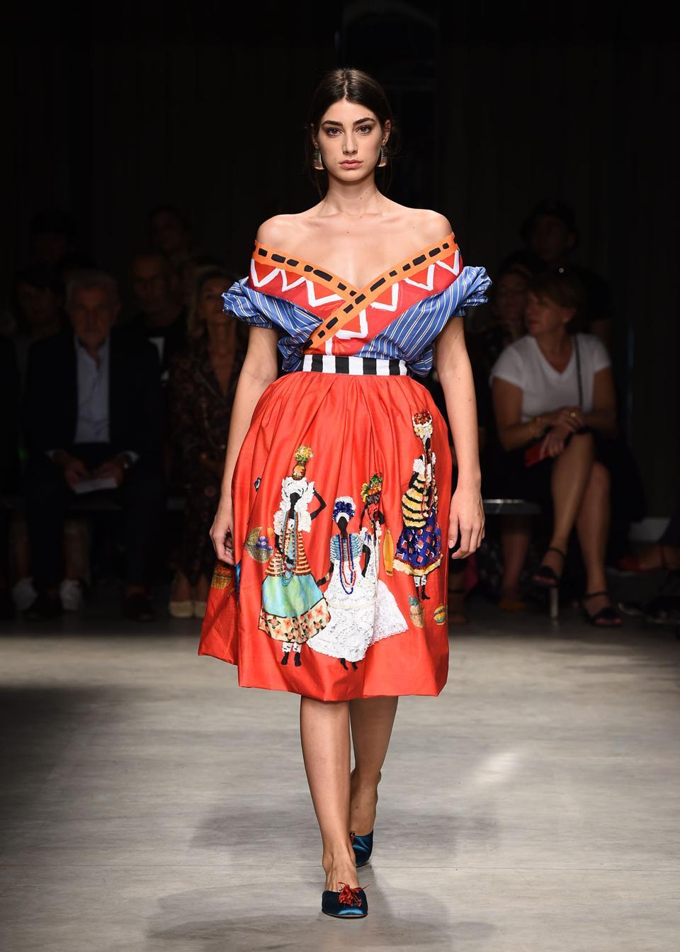 Stella Jean fashion designer
