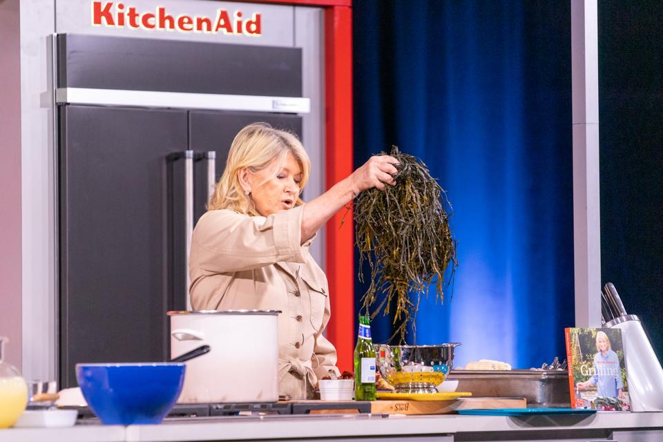 Martha Stewart, Food & Wine Classic, Aspen