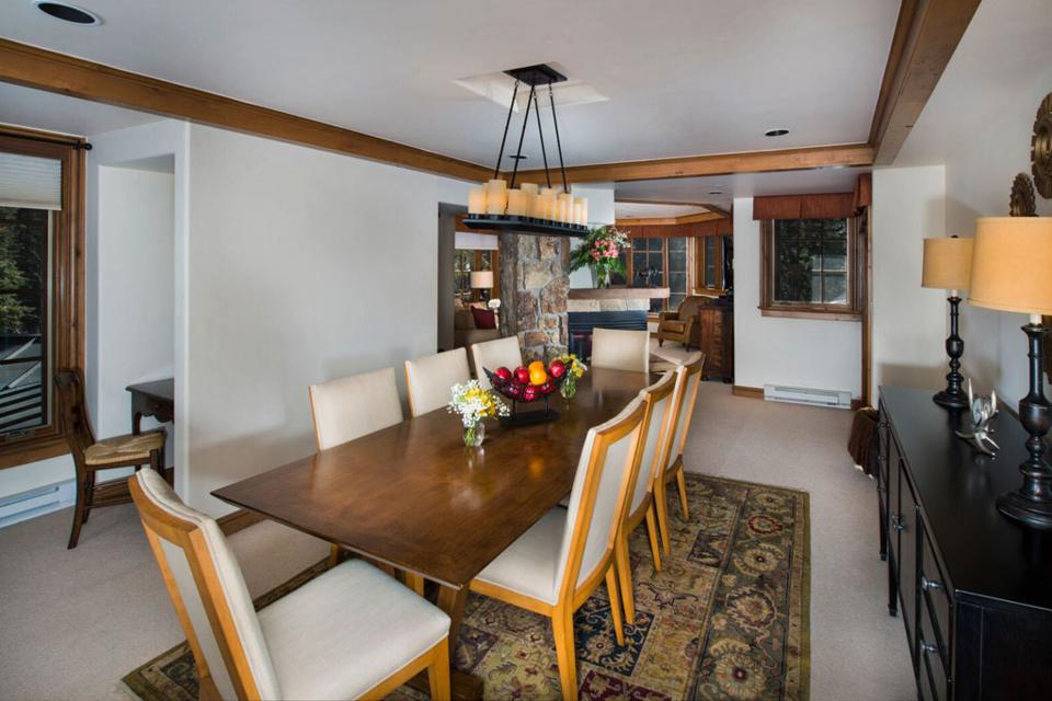 Vail Mountain Lodge and Spa offer spacious accommodations.