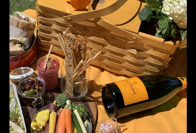 Veuve Clicquot Wants To Send You On A Picnic From The Ritz Boston