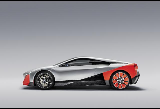 Introducing The Future of BMW M Performance Arm With The Vision M Next Hybrid Sports Car