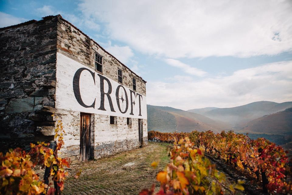 The Croft Port House in the Douro Valley