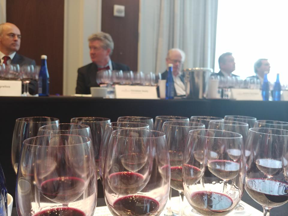Preview Tasting of 2017 Vintage Ports