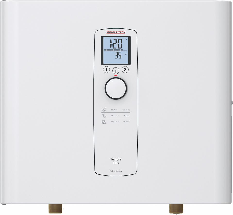 This is an electric unit from Stiebel Tempra Plus.