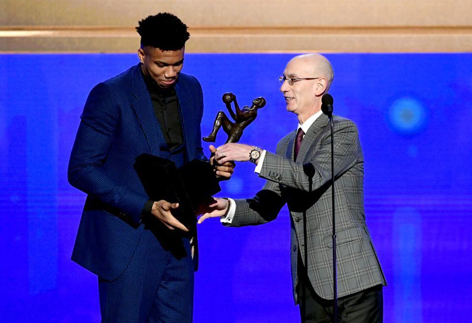 2019 NBA Awards Presented By Kia On TNT - Inside