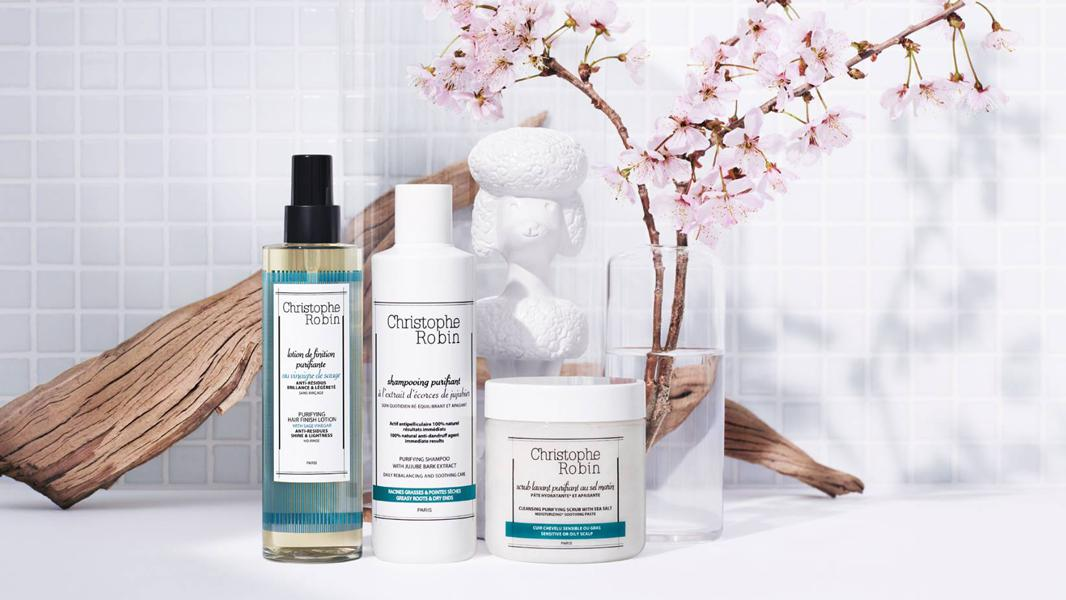 Christophe Robin: Parisian-Based Clean Hair Care Pioneer Celebrates Twenty Years