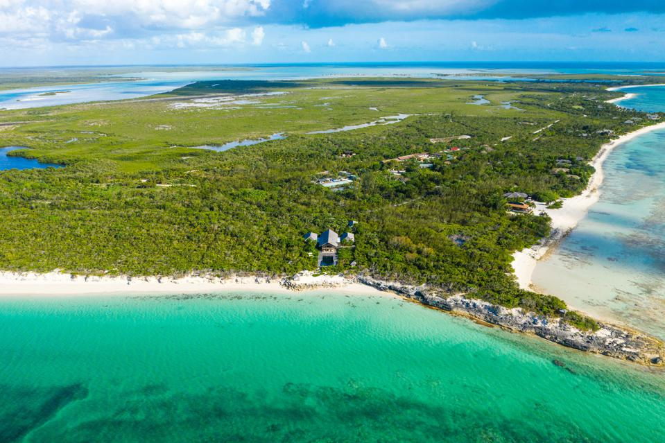 Point House on Parrot Cay on Turks & Caicos