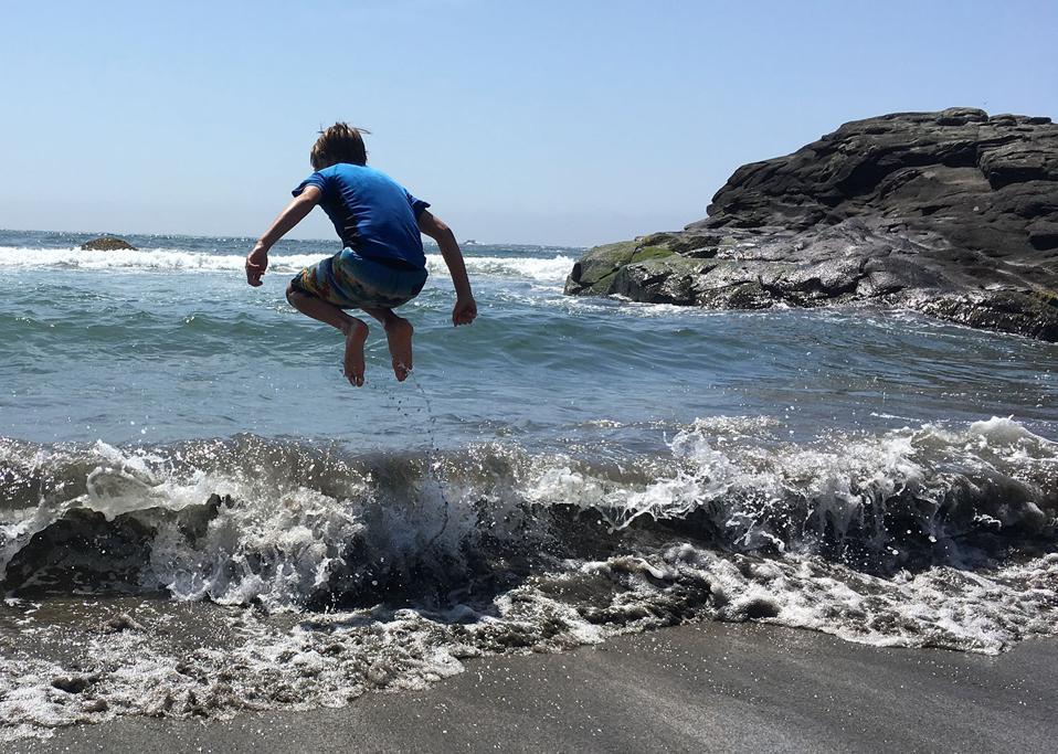 Family Summer Drive: Exploring Oregon's Untamed Southern Coastline