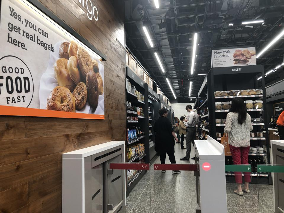 New York Proves Amazon Go Works And An Even Bigger Rollout Is
