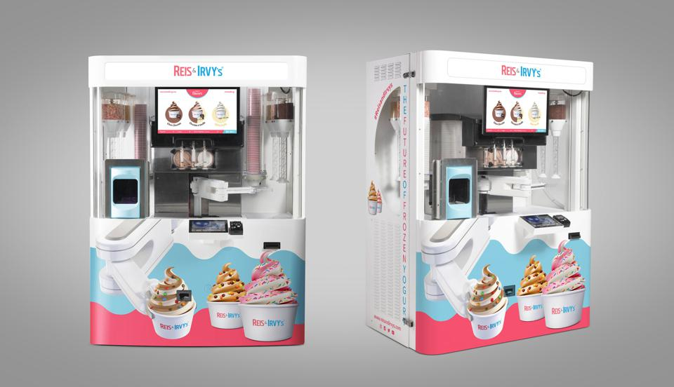 Robotic Vending Machines Want To Feed