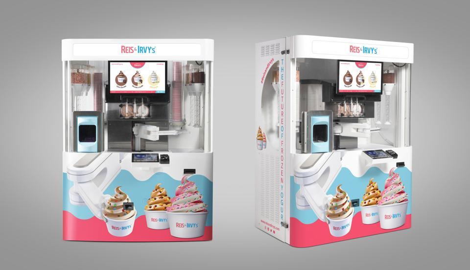 Reis & Irvy's machines